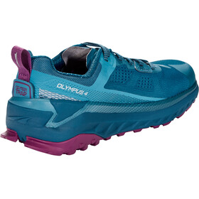 Altra Olympus 4 Zapatillas Running Mujer, azul
